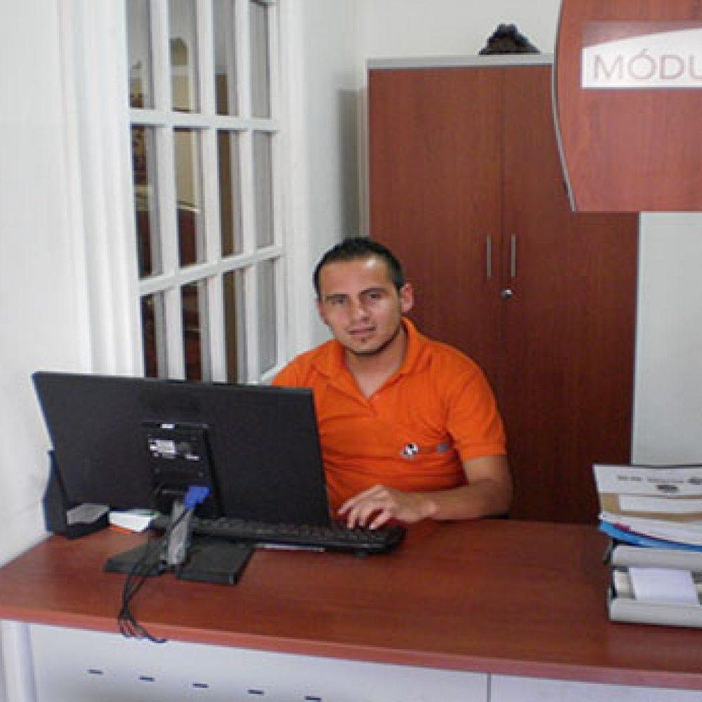 Santiago Israel Bermudez Maldonado