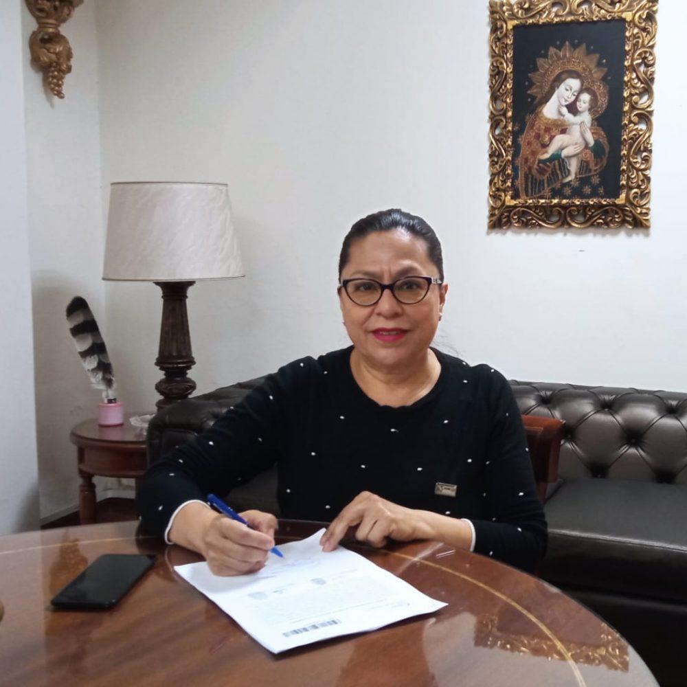 Ab. María Alexandra Ampudia Yepez